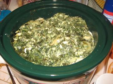 Spinach Goop