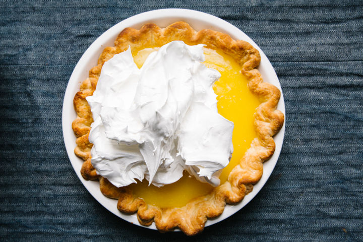 Lemon Meringue Pie on Food52