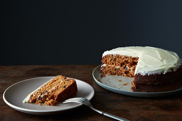 Tomato Soup Cake on Food52