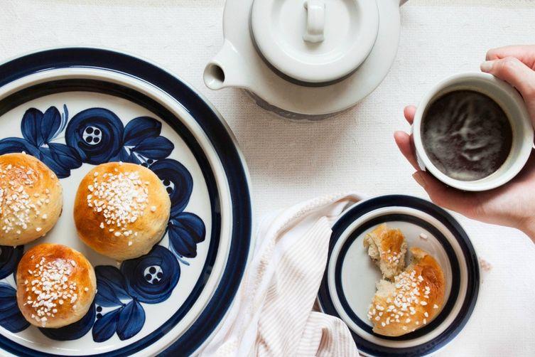 Pulla: Finnish Cardamom-Spiced Sweet Buns recipe on Food52.com