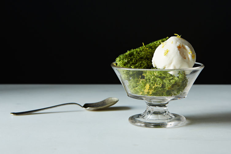 Parsley Cake from Food52