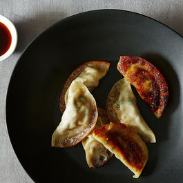 Pot Stickers / Dumplings / Spring Rolls by Michele