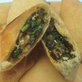 Syrian-spinach-pie