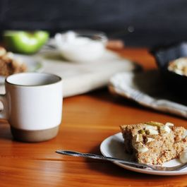Apple Yogurt Breakfast Cake