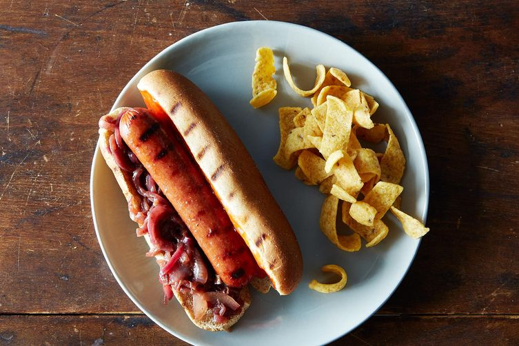 Hot Dogs Sauerkraut
