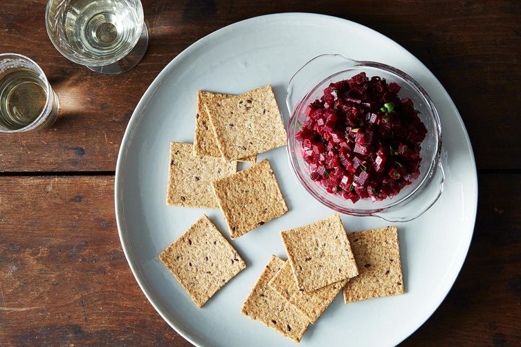 Beet Tartare with Dijon and Capers Recipe on Food52