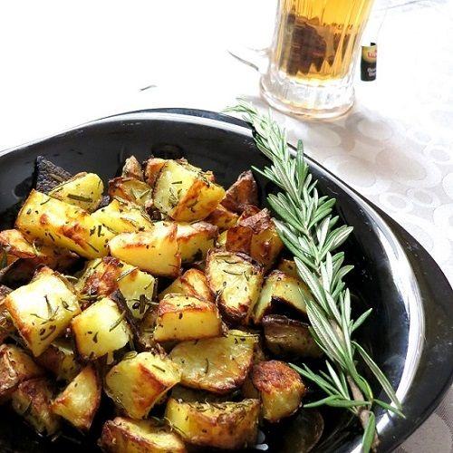 Roasted Rosemary Potato