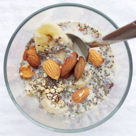 Basic Chia Pudding