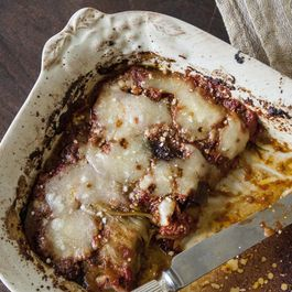 (Even Lighter) Eggplant Parmigiana