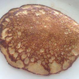 Lemon Macaron Pancakes
