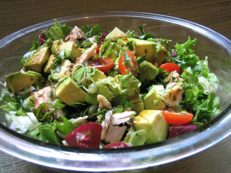 Tunacado Salad