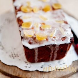Tamarind and Fresh Ginger Cake