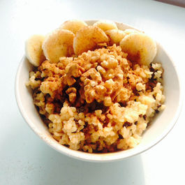 Bulgur Breakfast