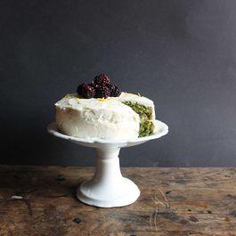 Nettlelemon-cake