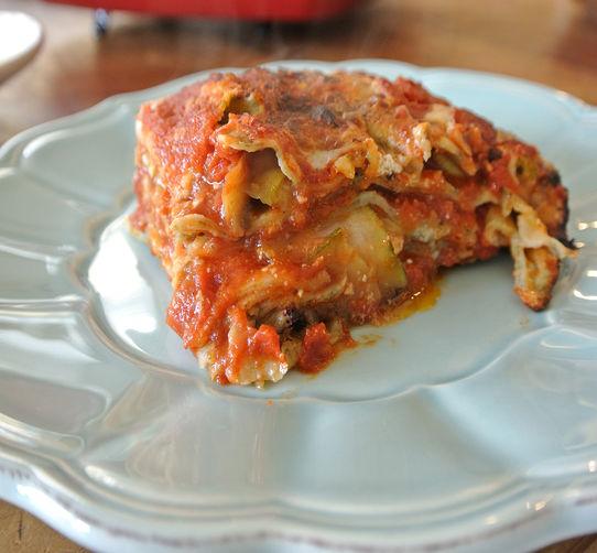 Spinach, Eggplant And Zucchini Lasagna Recipe On Food52