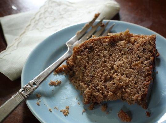 Big Momma's Blackberry Jam Cake
