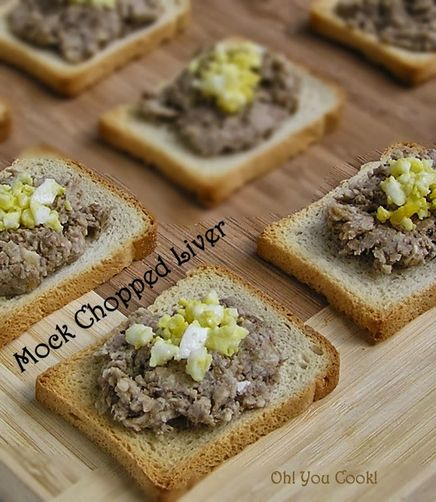 "Mock Chopped ""Liver"""
