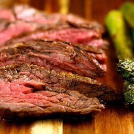 Lemongrass-Marinated Flank Steak