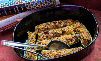 Zuchinni_stuffed_with_rice_and_lamb_merguez_sausage