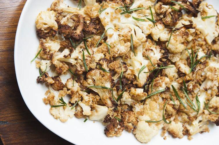 Roasted Cauliflower on Food52