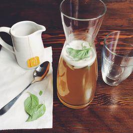 Ginger Chamomile Sparkling Tea