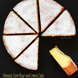 Almond__corn_flour_lemon_cake_food52