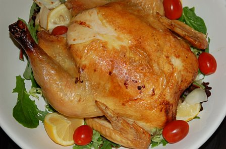 Third Date Roast Chicken