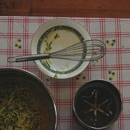 Zucchini + Sultana Loaf