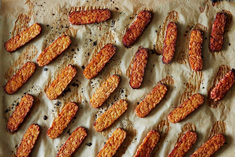 Tempeh Bacon on Food52