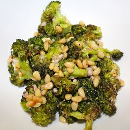 Broccoli Salad with Shallot-Honey Dressing
