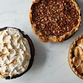 Pies, Tarts and Crumbles by flourpeople