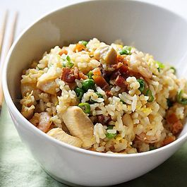 Taiwanese Fried Rice