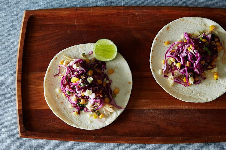 Chicken Tacos on Food52