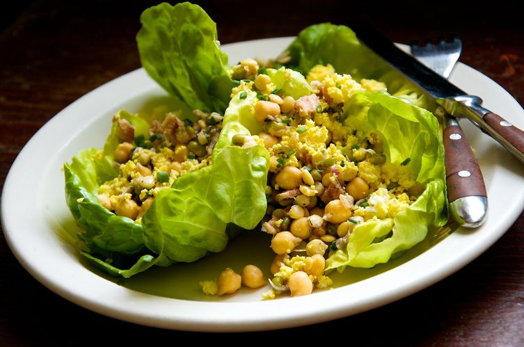Three Bean Salad Redux