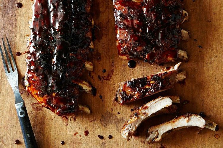 Sticky Ribs on Food52