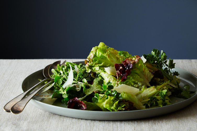 Molly Wizenberg and Brandon Pettit's Red Wine Vinaigrette