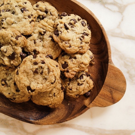 Wholesome Gluten-Free Chocolate Chip Cookies