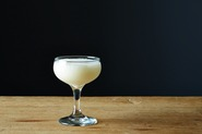 Joaquín Simó's Pearls Before Swine (A Yogurt Cocktail)