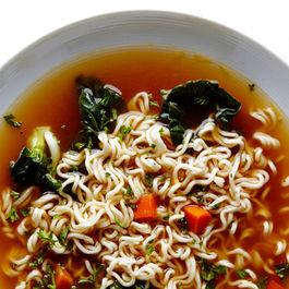 Easy Ramen Noodle Soup
