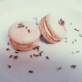 Macarons by b lee