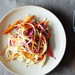 Summer Cold Noodle Salad