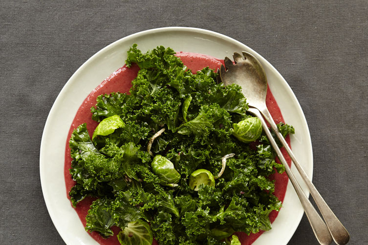 Kale Salad with Lemon Vinaigrette on Food52