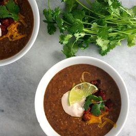 Black-bean-soup-with-spicy-chipotle-crema2