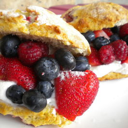 Summer desserts by Phillippa Cannon