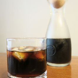 Home made cold brew