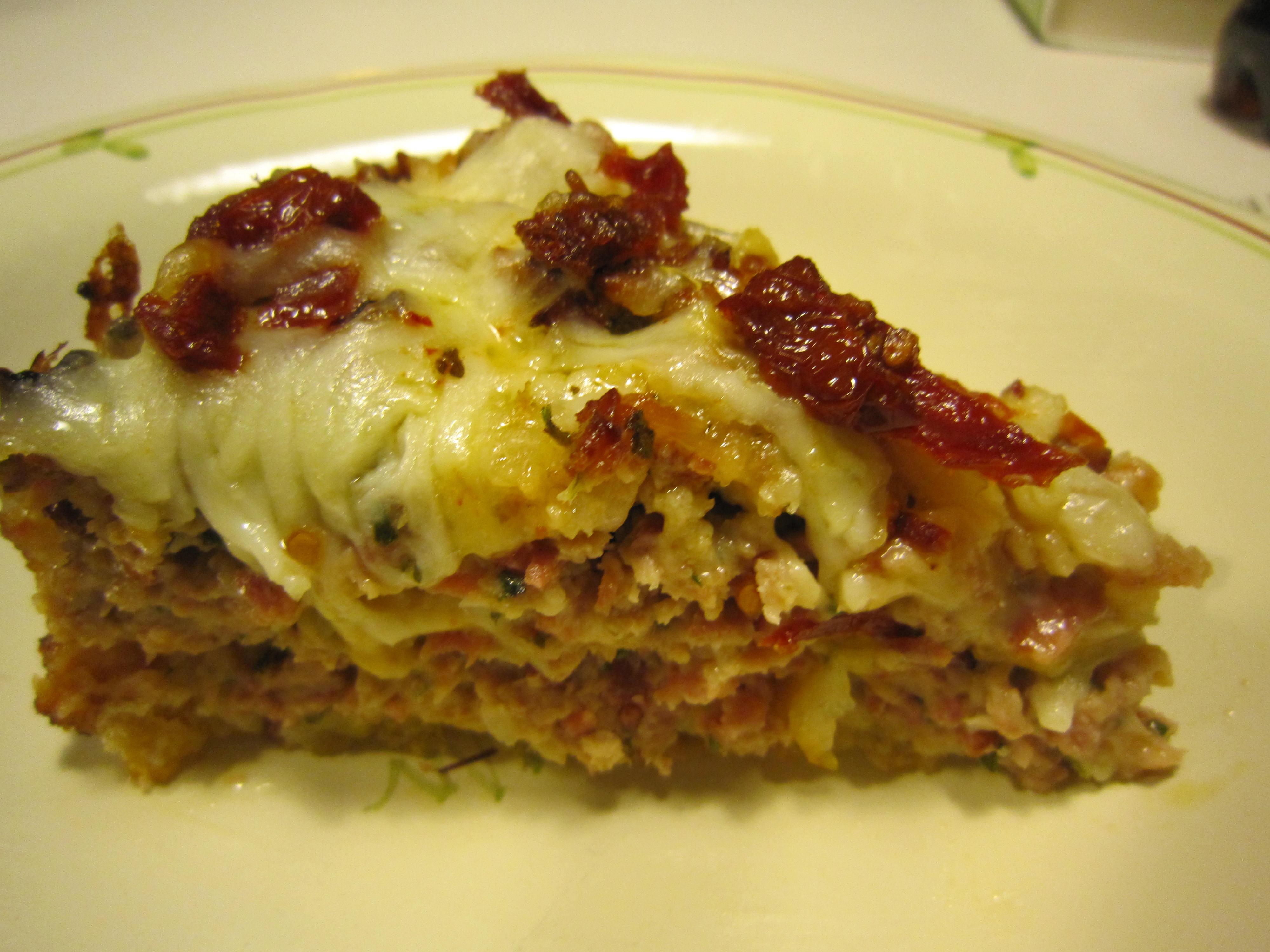 Rustic Italian Torta