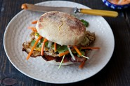 Bánh Mì-Inspired Breakfast Sandwich