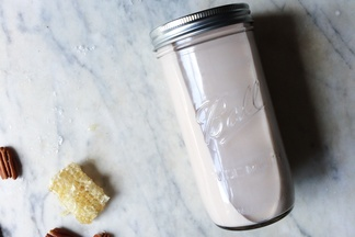 Louisiana Pecan Milk