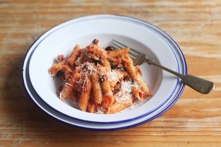 Pasta alla Norma (Eggplant and Tomato Pasta) Recipe on Food52