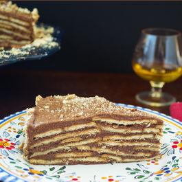 Tarta de Galletas (Cookie Cake)